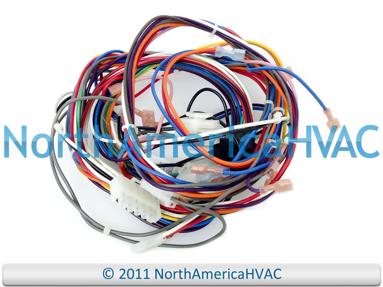 OEM Goodman Amana Janitrol Furnace Wiring Harness Connectors & Plugs  20276014 - North America HVACNorth America HVAC