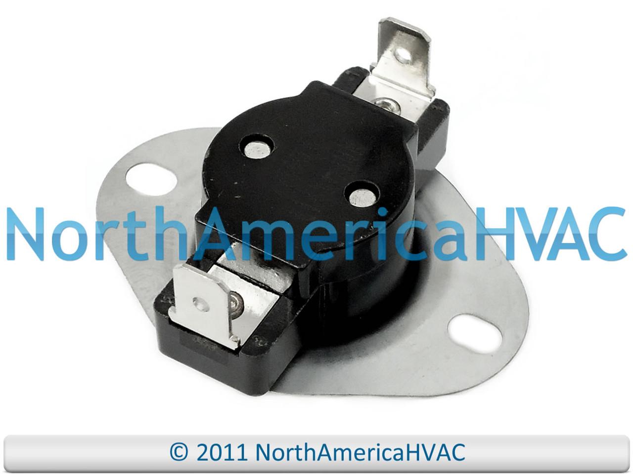 OEM Coleman Furnace Disc Limit Switch 3110-315 3110-3151 170 L170-40F