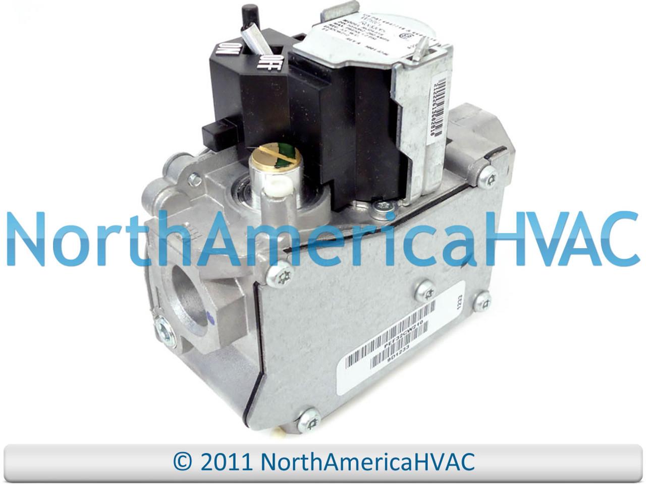 White Rodgers Furnace Gas Valve 36G24-618 36G24618 NAT//LP
