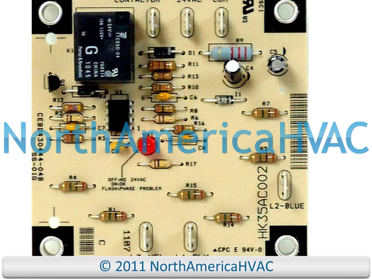Payne OEM Replacement Furnace Control Board HK61EA005