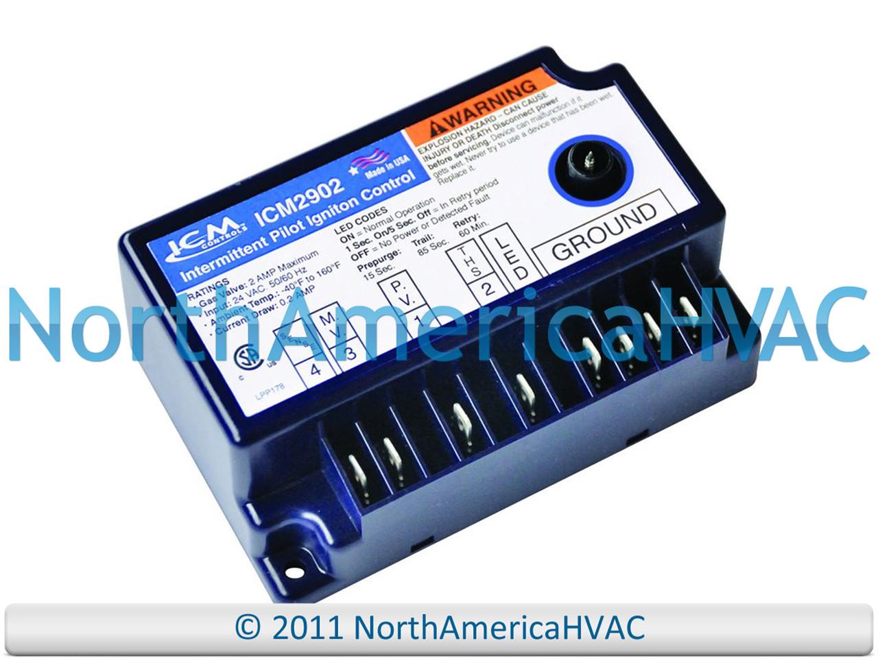 Honeywell Furnace Pilot Module Control Board S8660J1024 S8660K1006 S8660K1014