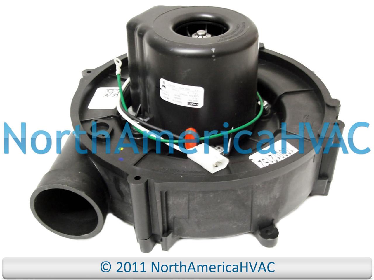OEM ICP Heil TStar FASCO Exhaust Inducer Motor 7021-11215