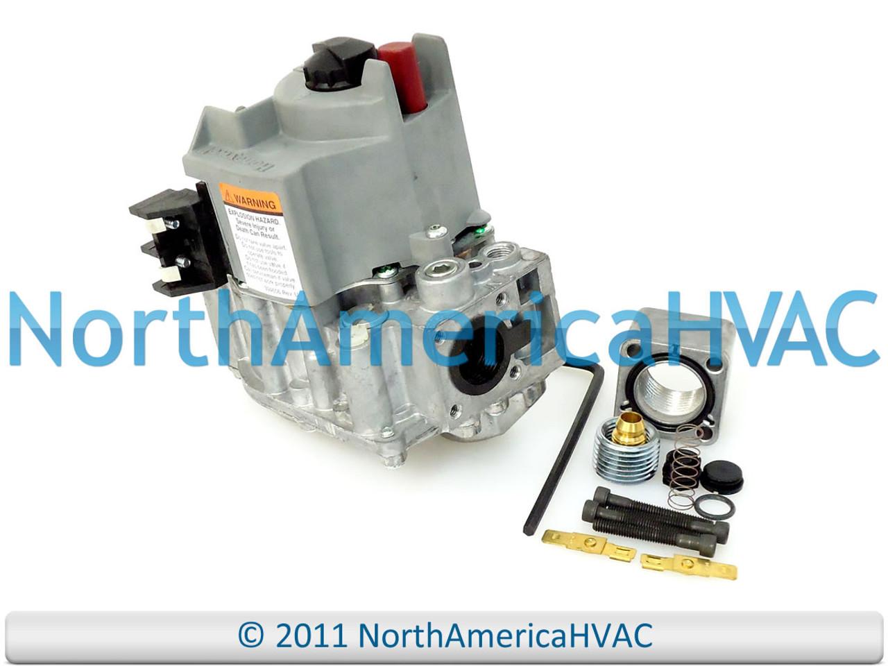 Icp Heil Tempstar Honeywell Furnace Standing Pilot Gas Valve 1004612 Hq1004612hw