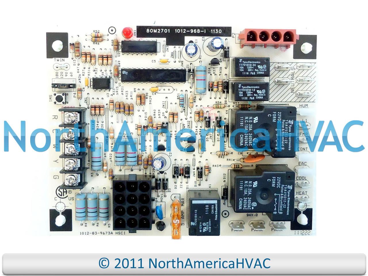 Lennox Furnace Control Board Wiring Diagram