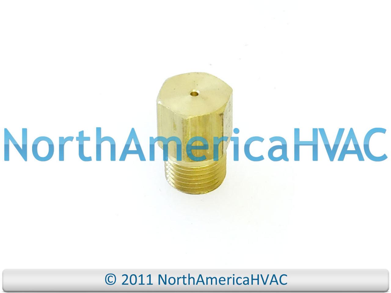 Goodman Janitrol Amana Gas Furnace Burner Orifice B2589345 B25893-45 #45 45 USA