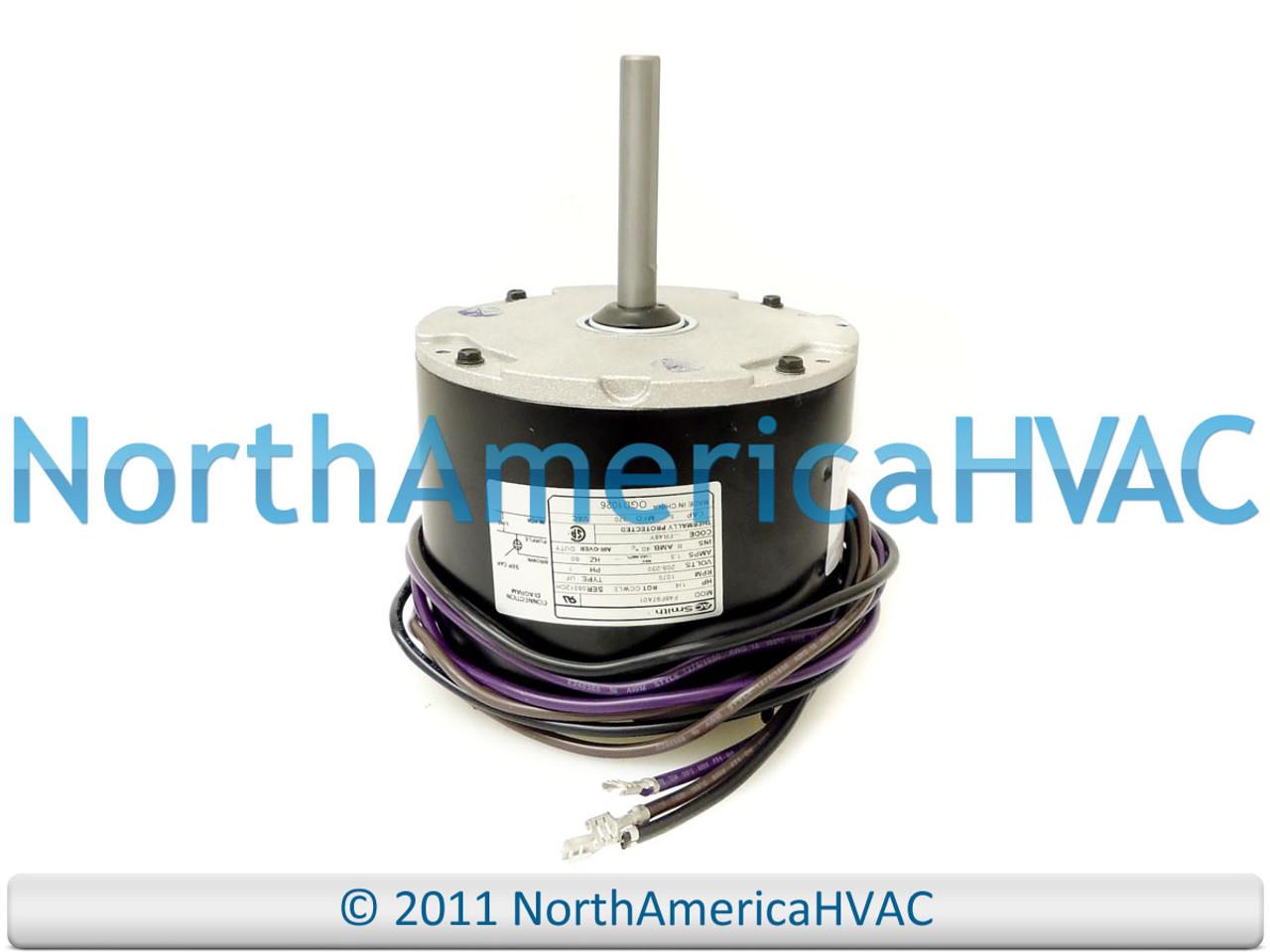 CPKE36 1A CK36 1 2x 5 MFD 370 Volt Oval Motor Run Capacitor for Goodman CK36 1B