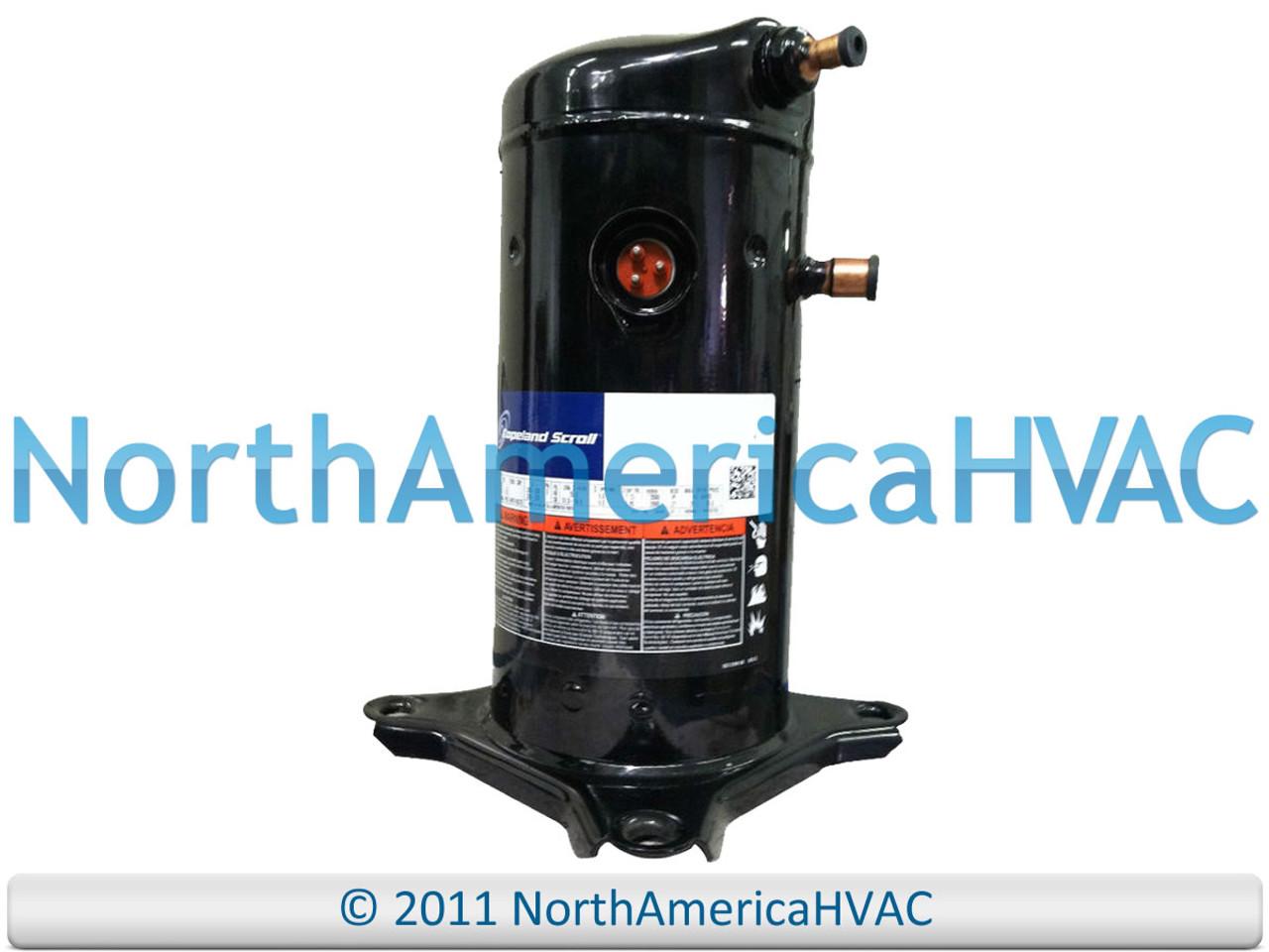 Copeland 5 Ton Scroll Compressor ZR57K3-PFV-260 ZR57K3-PFV-260  ZR57K3-PFV-130 - North America HVACNorth America HVAC