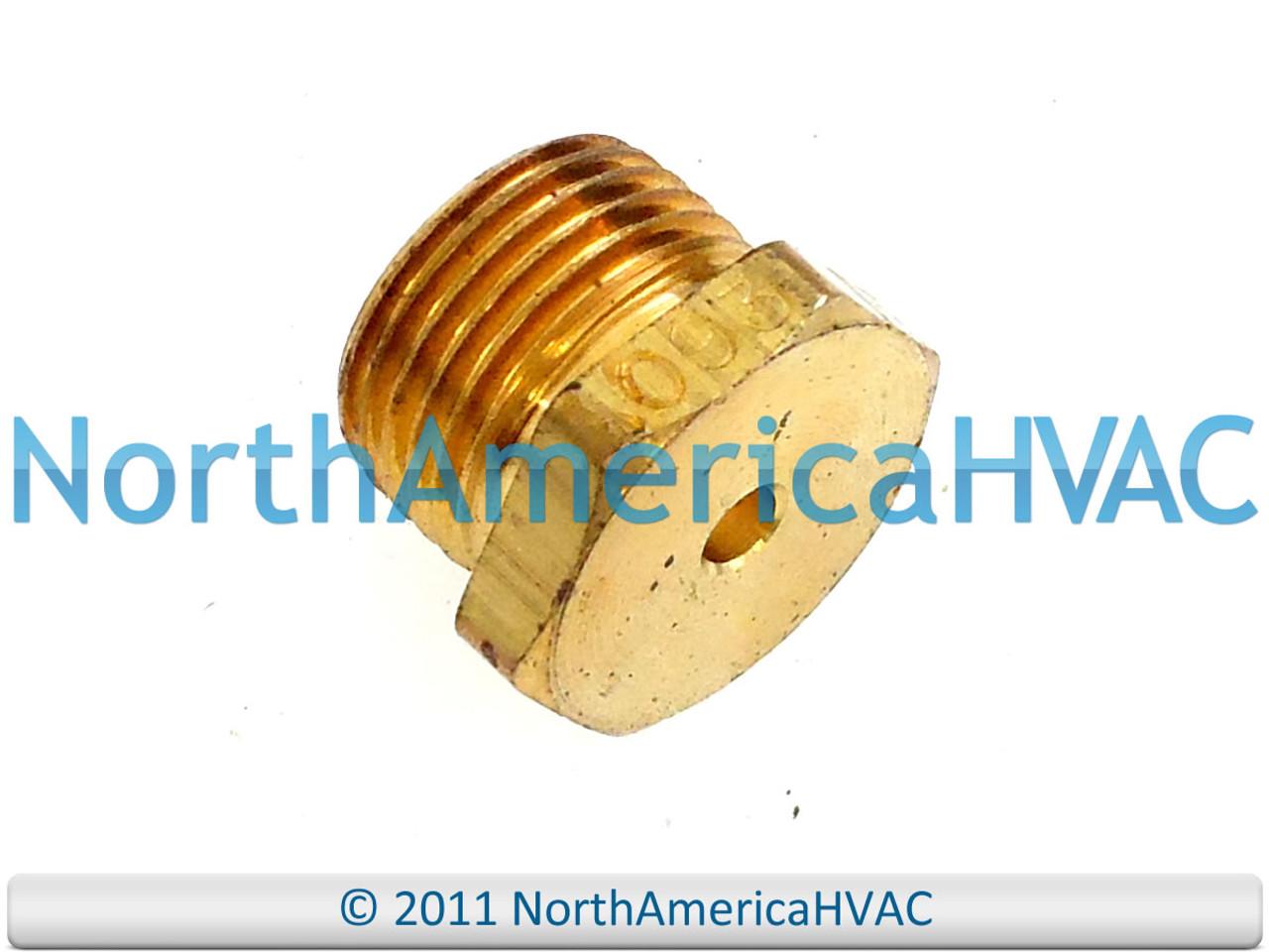 Coleman Gas Furnace Orifice 9951-096 9951-0961 .096