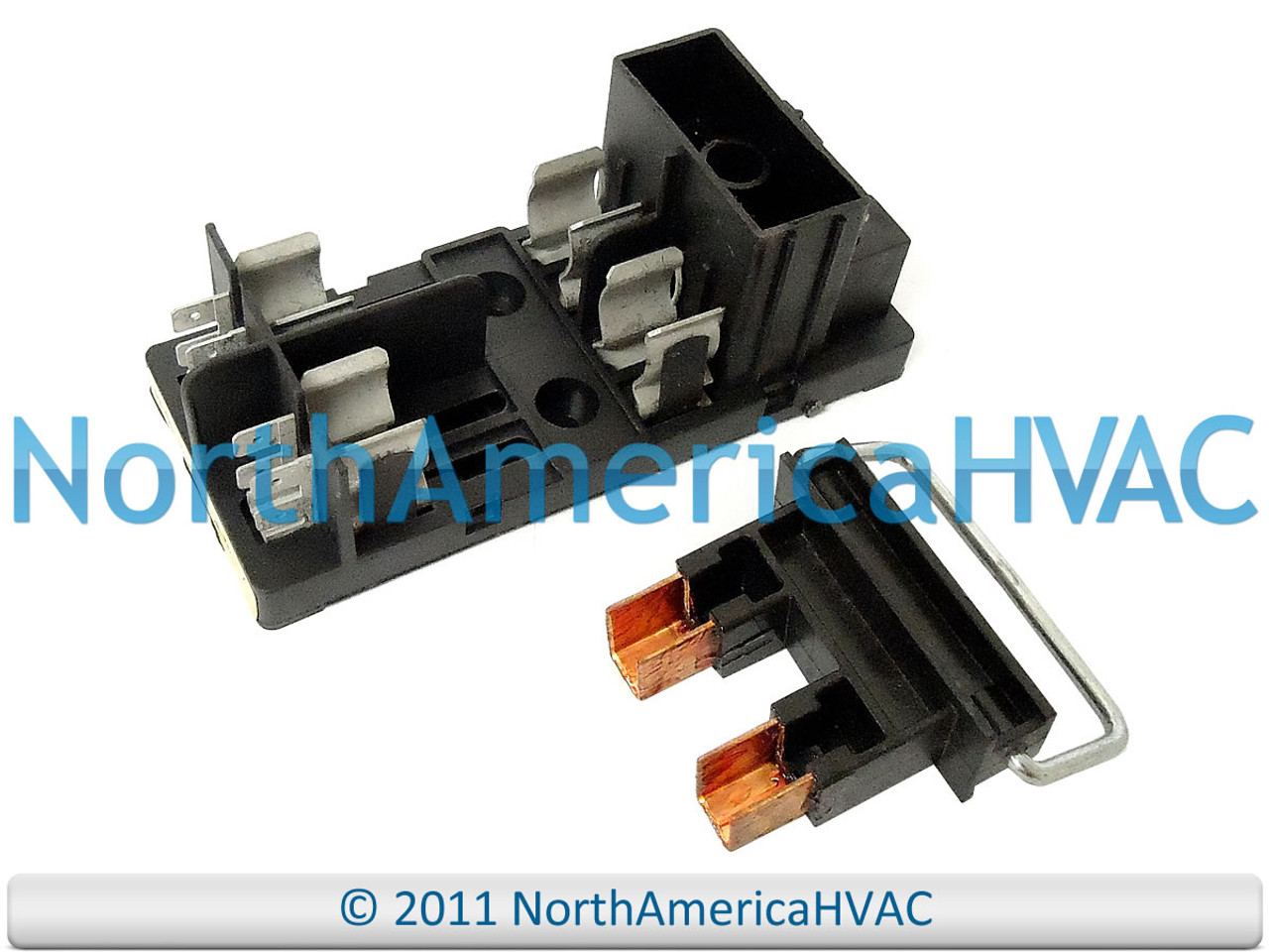 [WQZT_9871]  Coleman 10KW 12KW Electric Furnace Fused Disconnect - North America HVAC | Intertherm Furnace Disconnect Fuse Box |  | North America HVAC