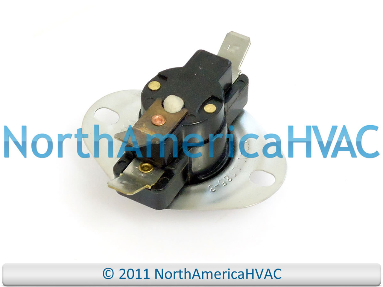 YORK LUXAIRE 185 Deg Rollout Limit Switch 025-30321-700