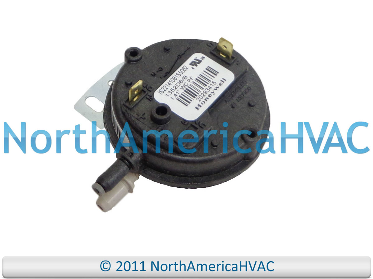 20294302 Lennox Armstrong Ducane Furnace Inducer Vent Limit Switch L150-15F
