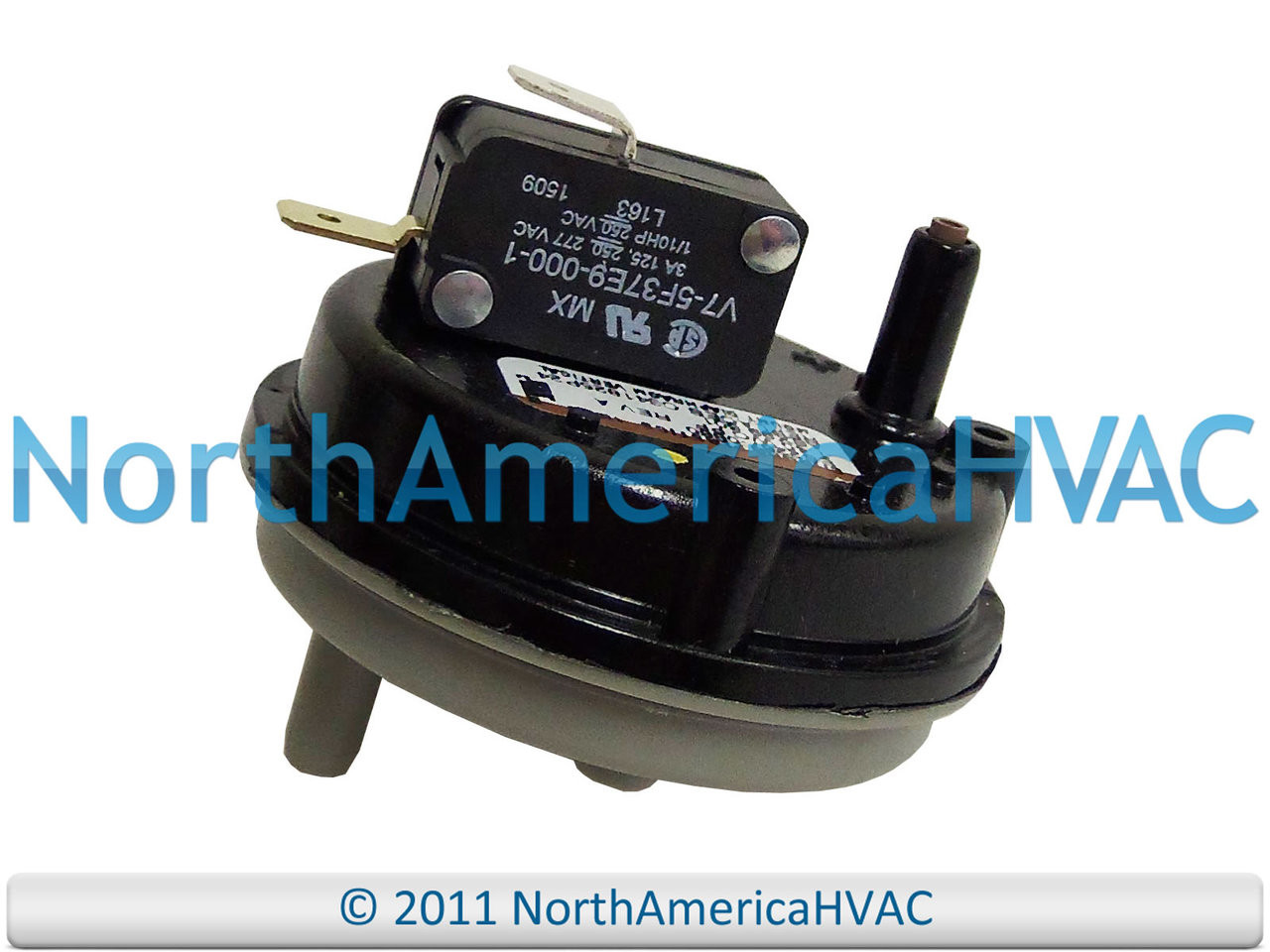 Furnace Vent Air Pressure Switch Fits American Standard Part # SWT02478 0.98 WC