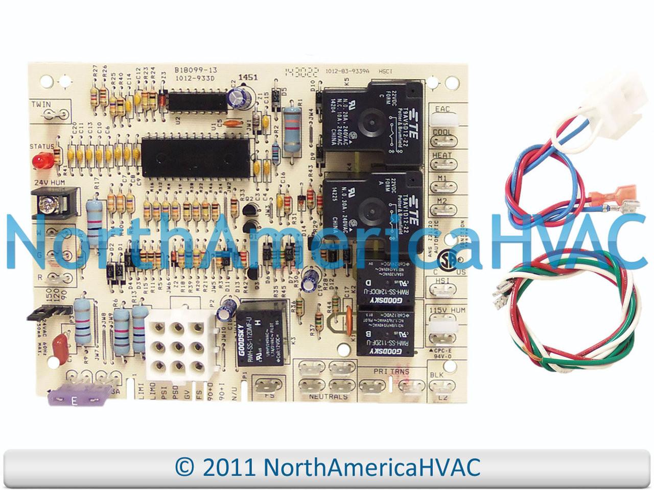 1012-83-9201E Rheem OEM Replacement Furnace Control Board