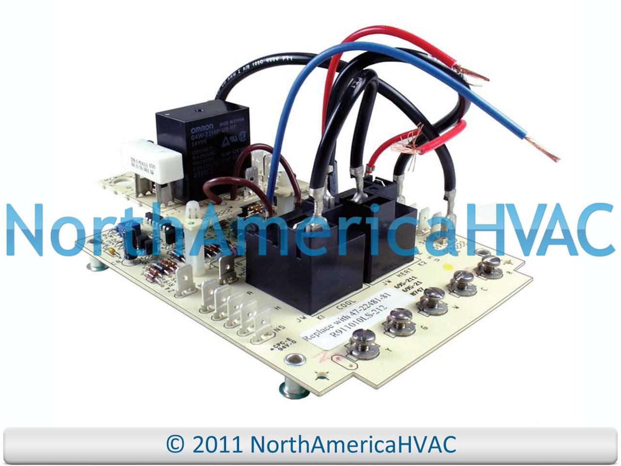NEW Protech Fan Control Circuit Board 47-22445-01