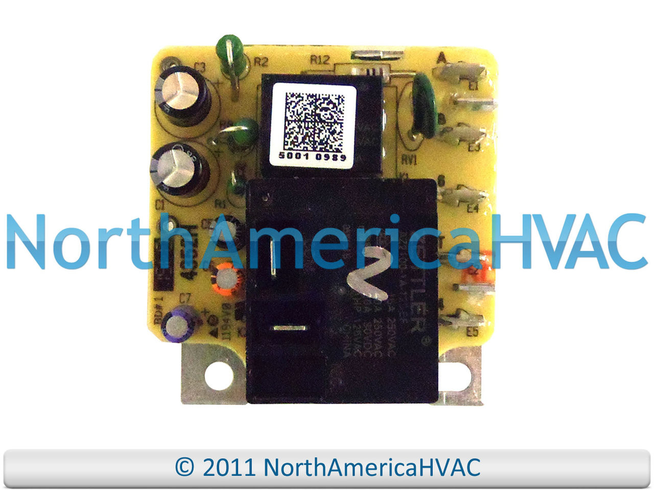 lamcosystems.com TRANE 57T02-001 Blower Motor Time Delay Relay ...