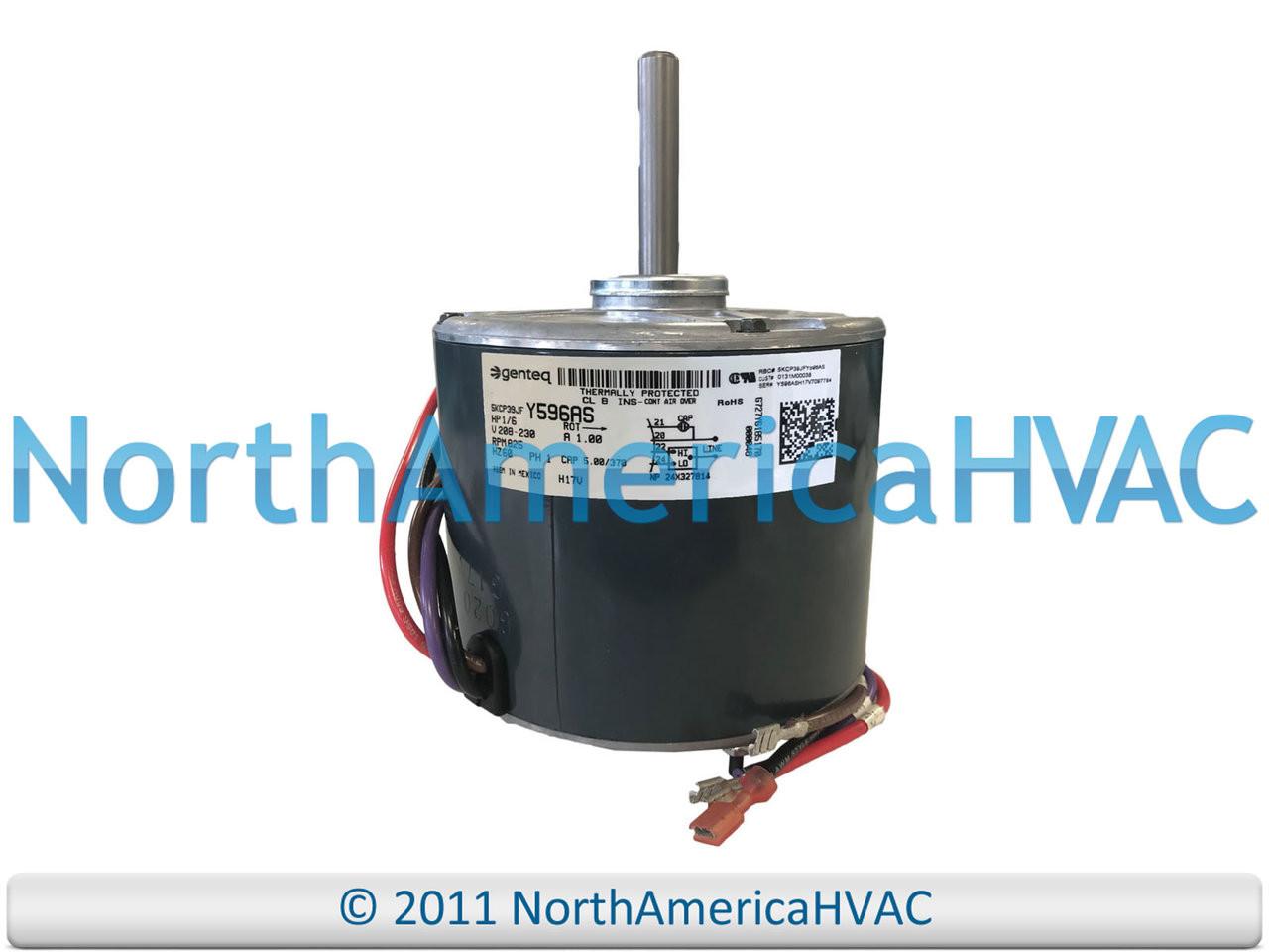 GOODMAN AMANA 0131P00036 PTAC Blower Motor Indoor Fan Motor 208-230V *NEW*