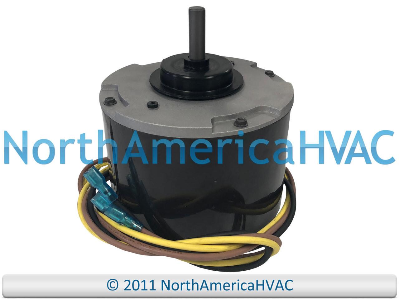 Bryant GE Genteq Replacement Condenser Fan Motor 1/4 HP 460/400 ...