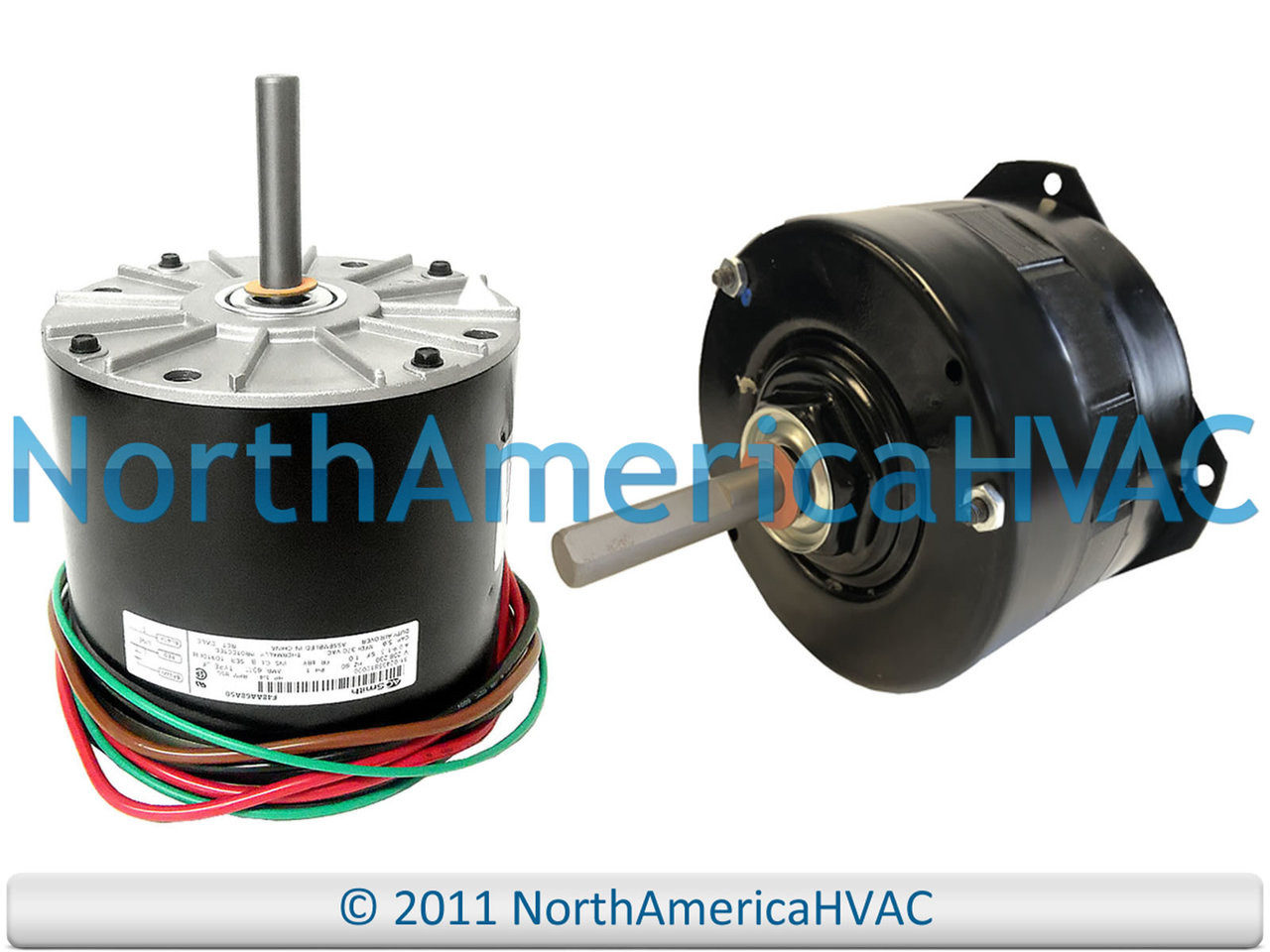 OEM Upgraded Replacement for Century Furnace Blower Motor F48AE39A50