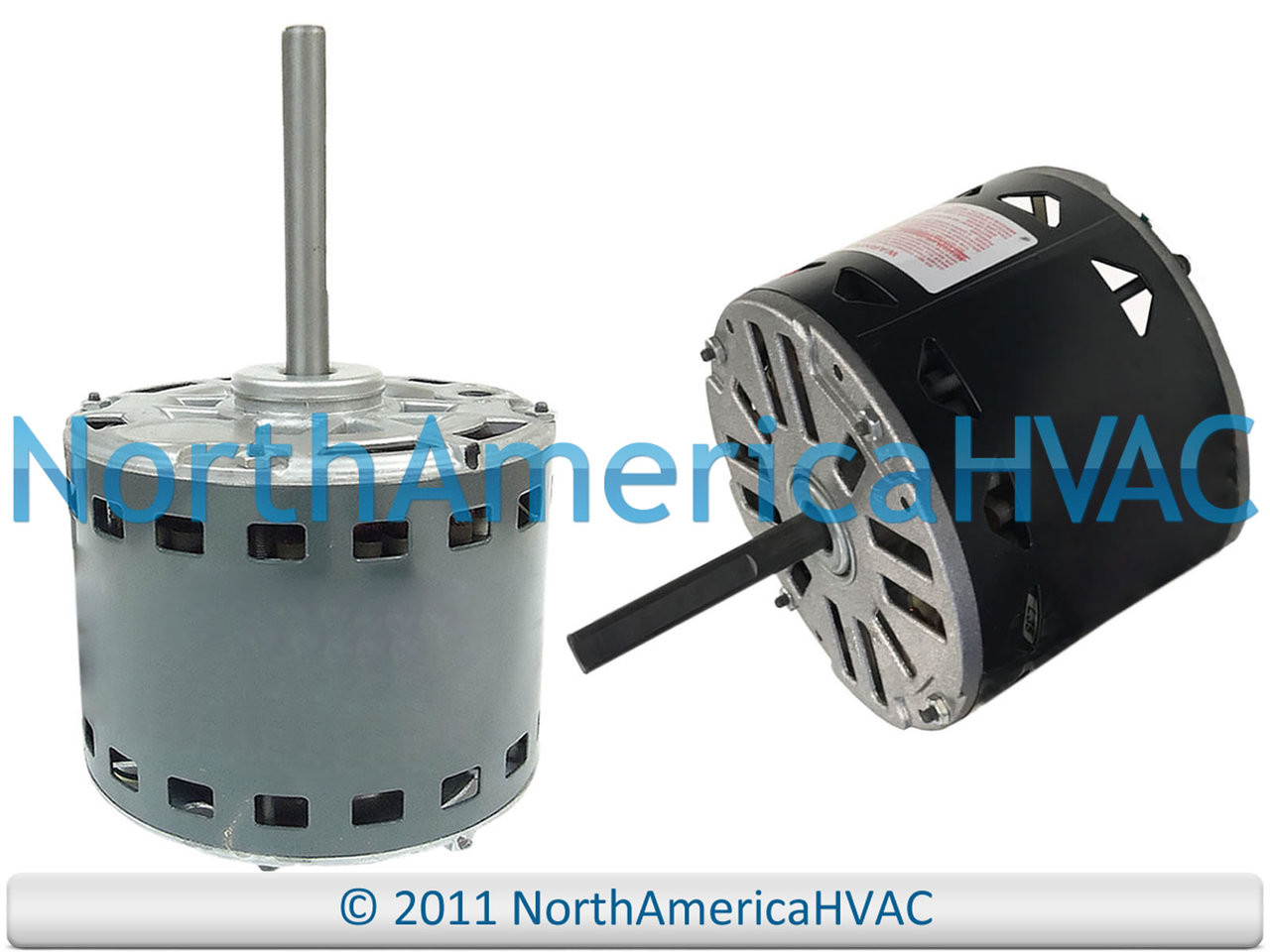 Upgraded Replacement for Genteq X13 Furnace Blower Motor 5SME39HXL112
