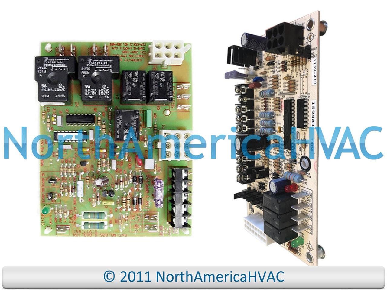OEM York Luxaire Coleman Control Circuit Board 031-01932-001