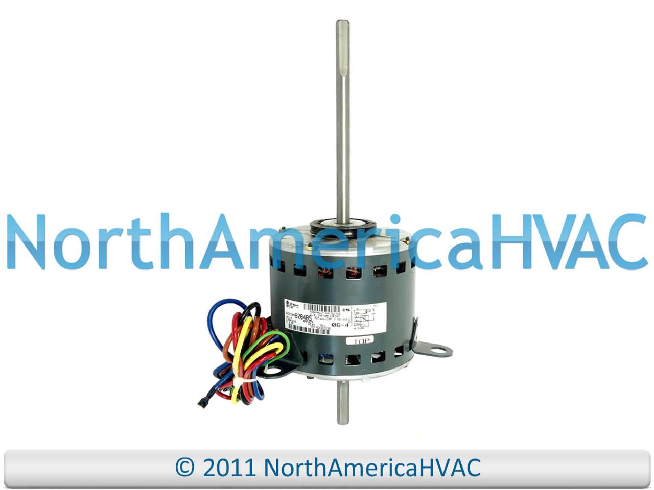 OEM Upgraded Carrier 1//8 HP 460v Condenser Fan Motor 5KCP39JFL755B