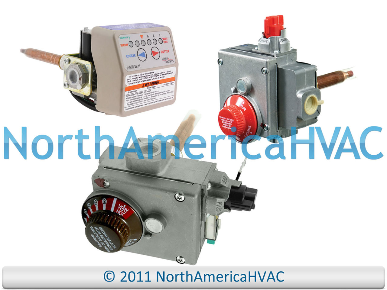 SP20867D OEM Upgraded Replacement for Rheem Water Heater Natural Gas Valve