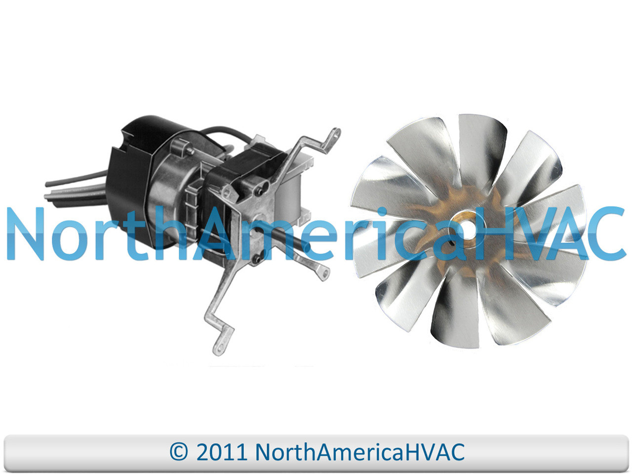 Goodman Amana Janitrol Furnace Exhaust Vent Inducer Motor 0171M00000S 0171M00000