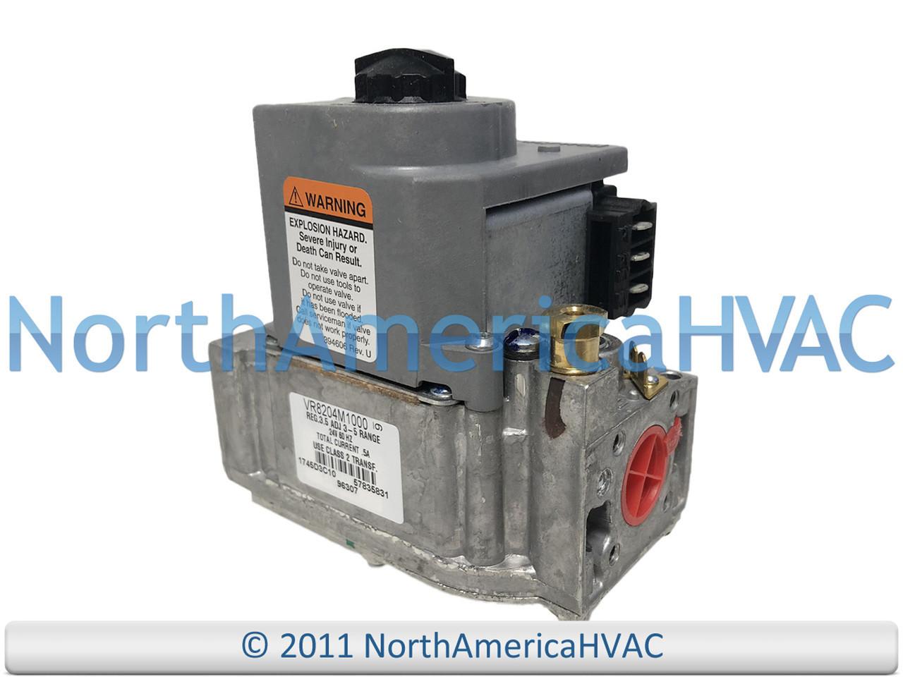 Reznor Natural Gas Valve 96307 RZ096307