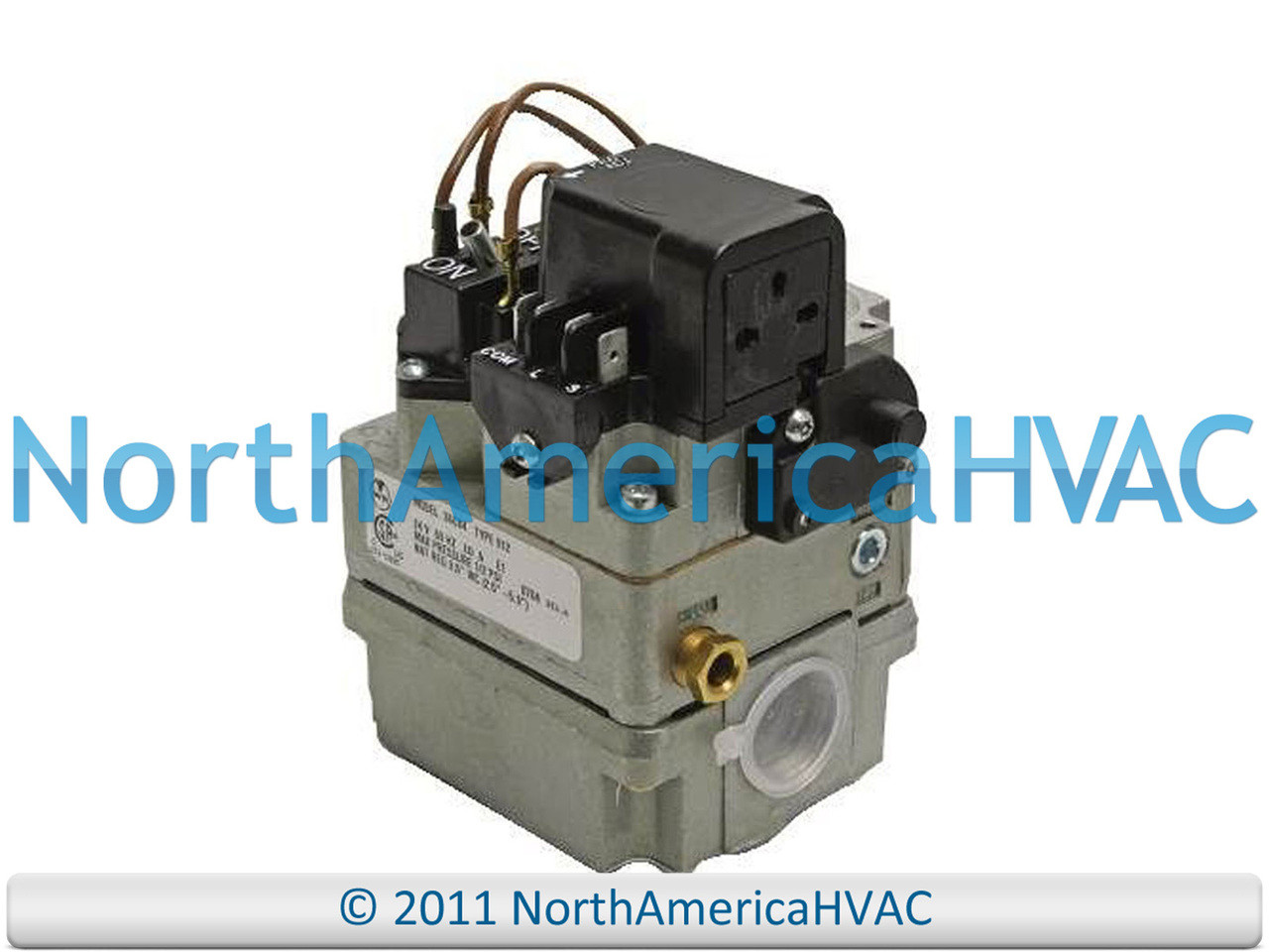 36C84-412 White Rodgers Replacement Furnace Gas Valve