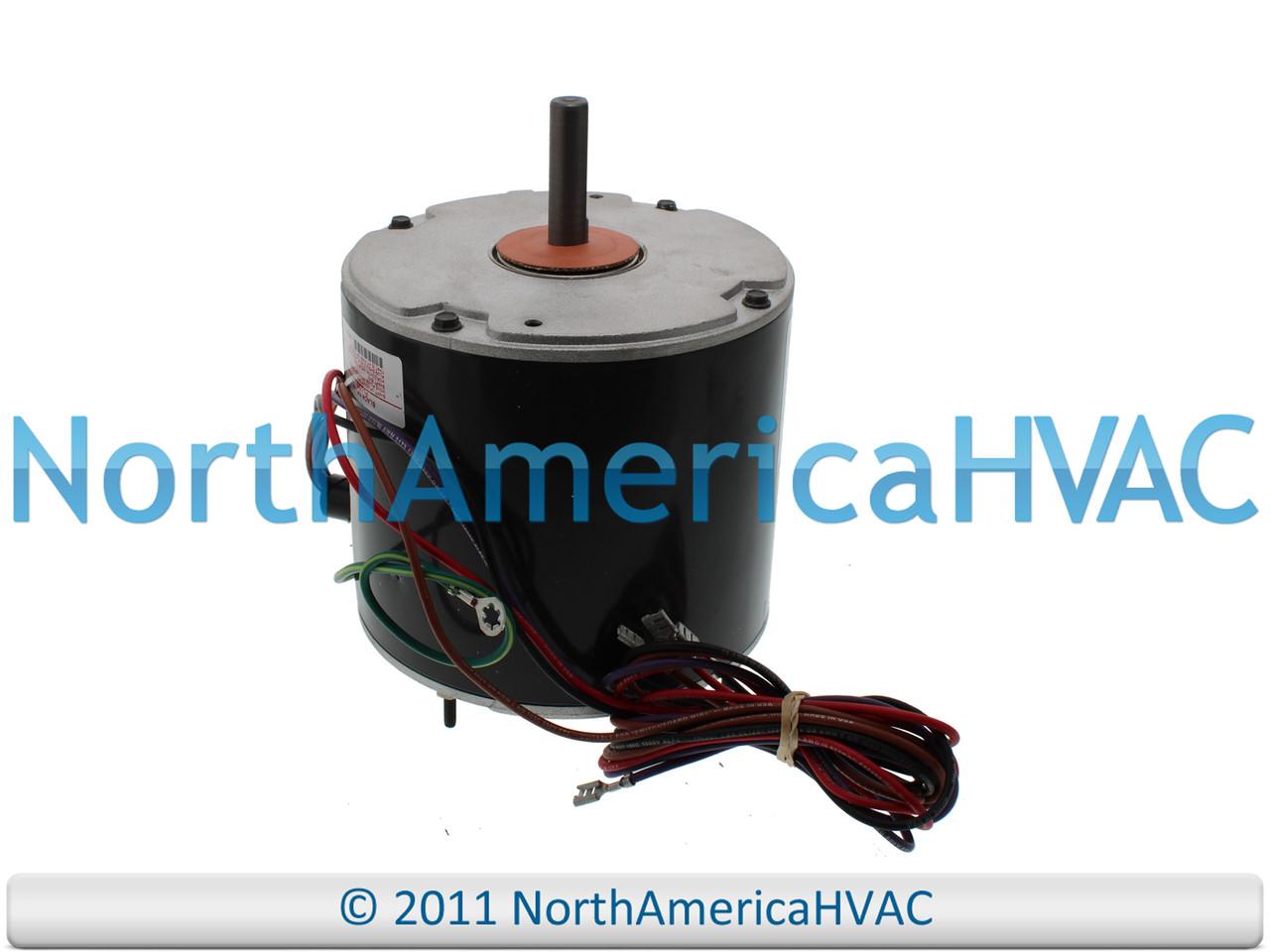 OEM Trane American Standard Blower Motor 1/5 HP MOT18923 - North America  HVACNorth America HVAC
