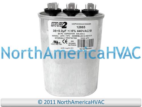 Plastic Blower Capacitor 2 Microfarad Rating