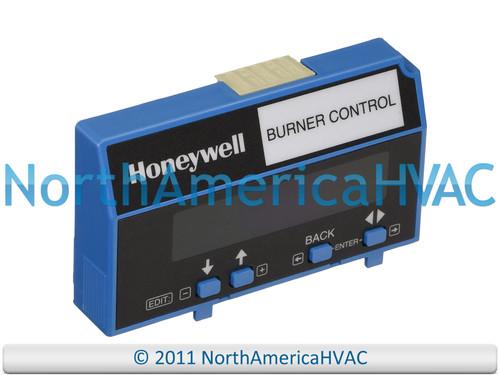 Honeywell Burner Control Keyboard Display Control Module S7800A1001/U S7800A