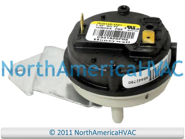 "OEM Trane American Standard Furnace Air Pressure Switch SWT2515 SWT02515 1.36/"""