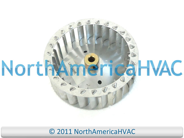 Squirrel Cage LA11XA047 Carrier OEM Replacement Furnace Inducer Motor Blower Wheel