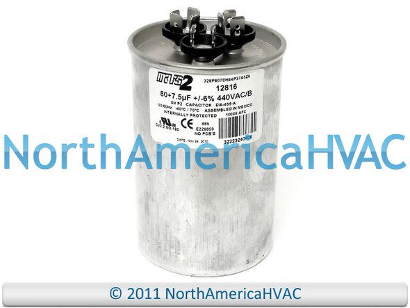 Three 3 Pole 30 Amp Mars Mars2 Condenser Contactor Relay 17337 240 Volt Coil