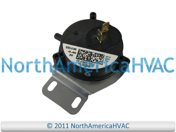 """Lennox Armstrong Ducane Furnace Air Pressure Switch R47865-001 R47865001 .10/"""" WC"""