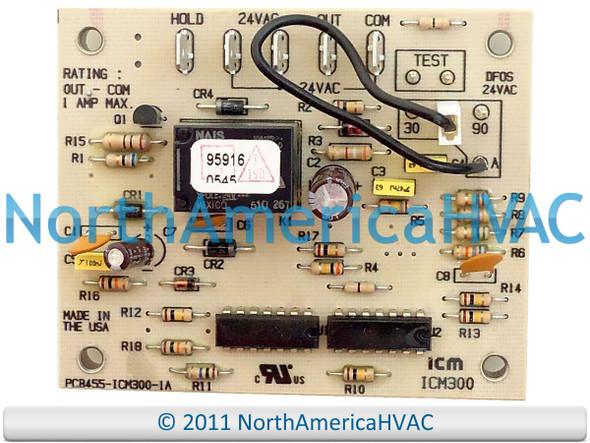 Goodman Janitrol Defrost Control Board Panel 1084-200D