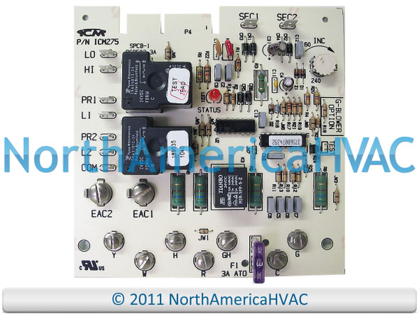 Upgraded Replacement for Payne Furnace Control Circuit Board CES0110020