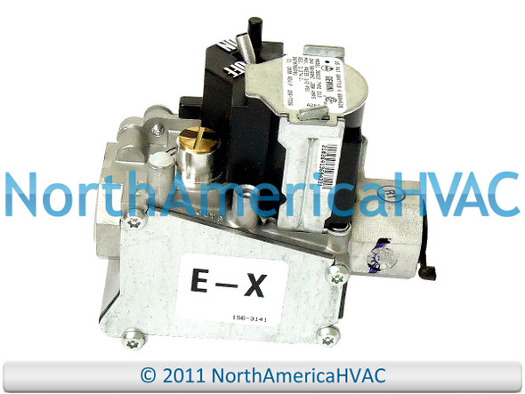 White Rodgers Furnace Gas Valve 36E16204 36E16-204 36F22210 36F22-210 36F22-210