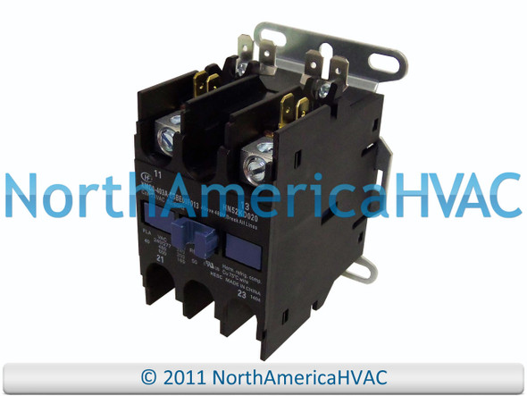 Totaline Contactor Relay 3 Pole 40 Amp 24v P282-0431
