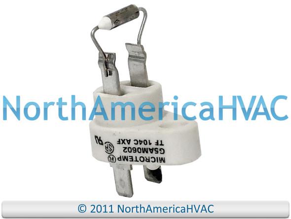 OEM Trane American Standard Furnace Microtemp Fuse Limit FUS1232 FUS01232 117C