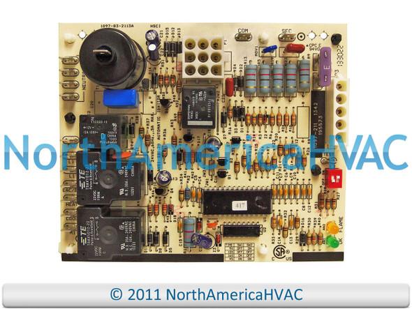 OEM Reznor Furnace Direct Spark Ignition Control Circuit Board 1097-211 -  North America HVAC