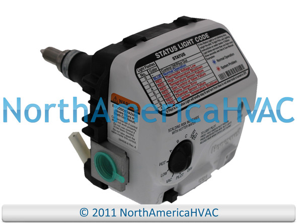 OEM Rheem Ruud Richmond Vanguard Water Heater Natural Gas Valve AP18386A