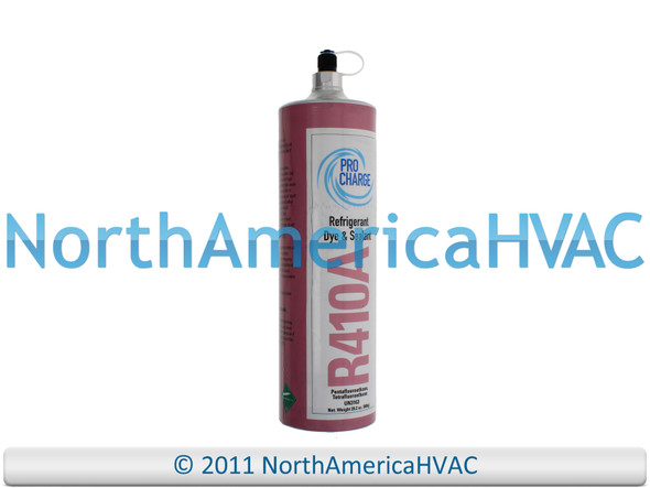 Pro Charge Refrigerant with UV Dye & Leak Sealant 1.8 lbs R410A-PRO R410a