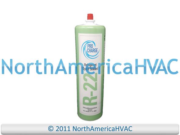 Pro Charge Refrigerant with UV Dye & Leak Sealant 1.8 lbs R22-PRO R-22