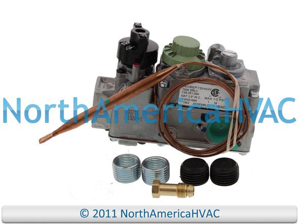 ITT General Control Furnace Gas Valve TV27RA05 TV27RB20
