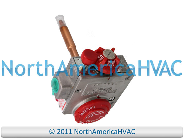 White Rodgers Water Heater Gas Valve 3707-180 3708-150 3753