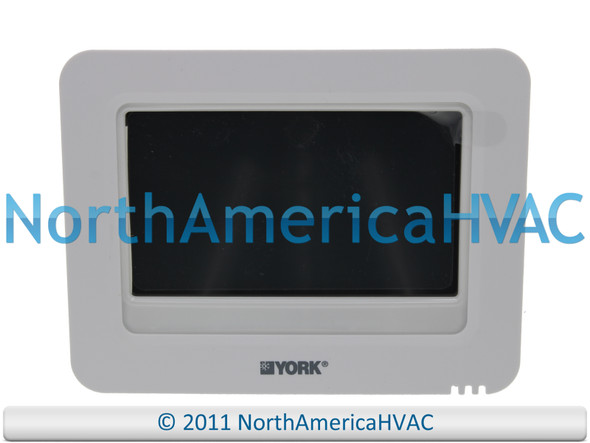York Programmable Digital Thermostat High Resolution 4 Heat 2 Cool THPU32P7S