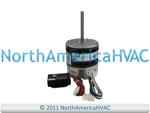 Climatek ECM Furnace Blower Motor Fits GE Genteq 5SME39DL0478
