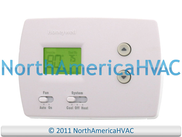 OEM Honeywell PRO 3000 Programmable 1H/1C Thermostat TH3110D1008/U
